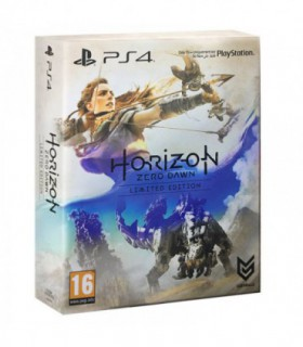 بازی Horizon Zero Dawn Limited Edition - پلی استیشن 4