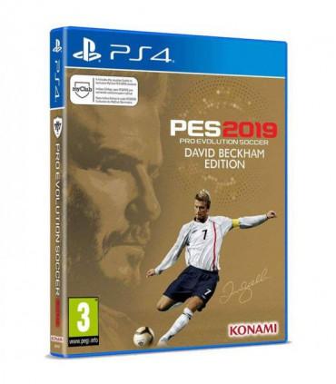بازی PES 2019 David Beckham Edition - پلی استیشن 4