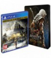 بازی Assassin's Creed Origins SteelBook Gold Edition - پلی استشین 4