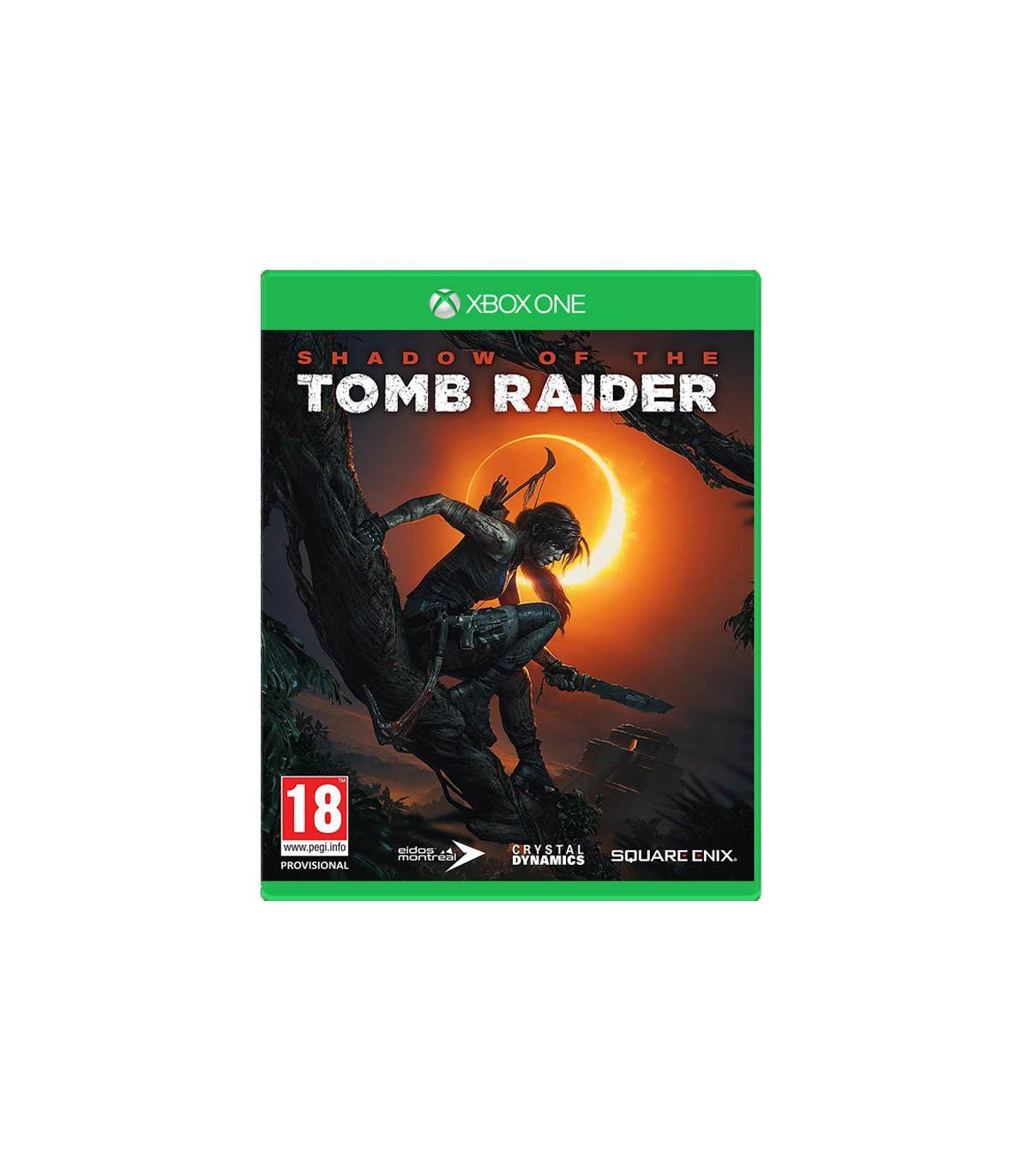 بازی  Shadow Of The Tomb Raider - ایکس باکس وان