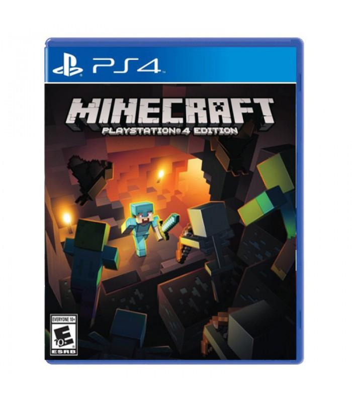 بازی Minecraft: PlayStation 4 Edition کارکرده - پلی استیشن 4