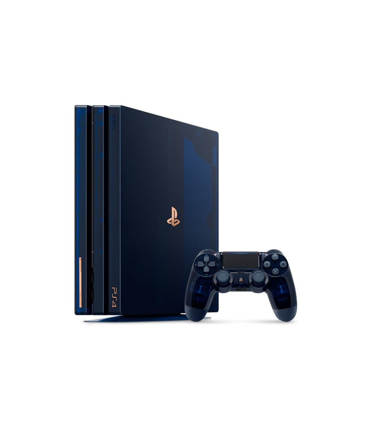 کنسول بازی Playstation 4 Pro 500 Million Limited Edition