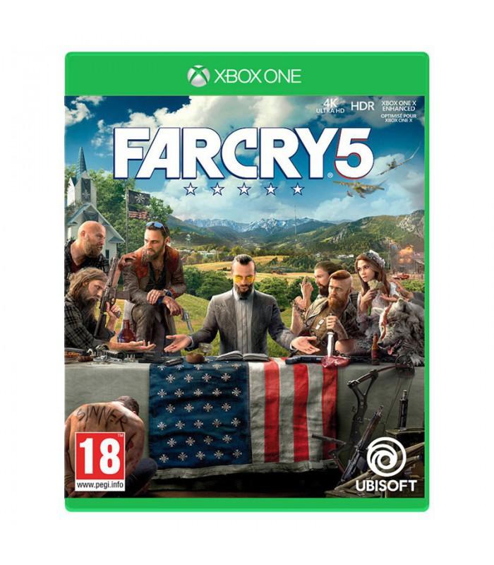 بازی Far Cry 5 کارکرده - ایکس باکس وان