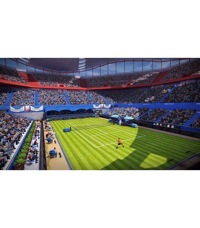 بازی Tennis World Tour کارکرده - پلی استیشن 4