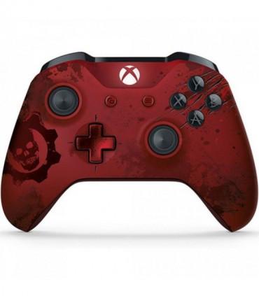 دسته بازی Xbox Controller Gears of War 4 Crimson Omen