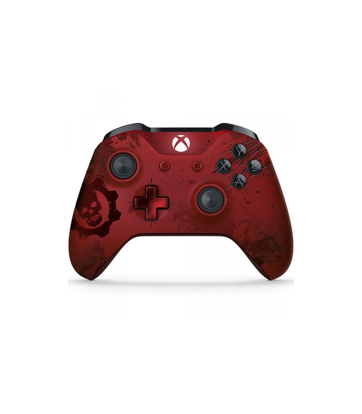 Xbox Controller Gears of War 4 Crimson Omen