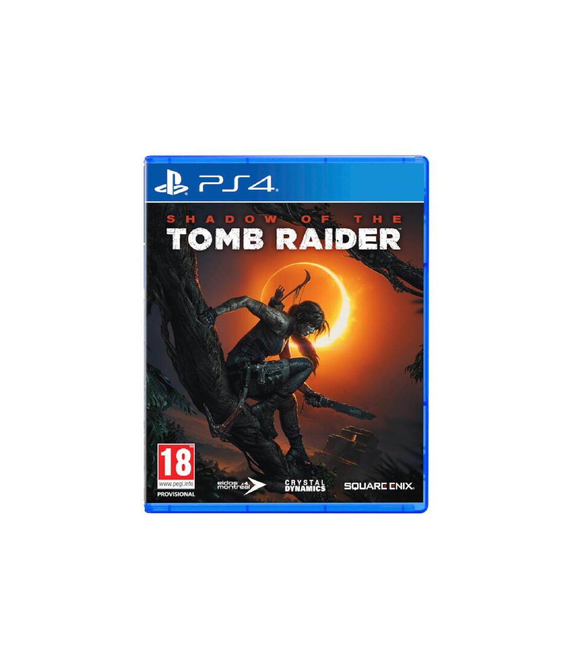 بازی The Shadow Of Tomb Raider کارکرده - پلی استیشن
