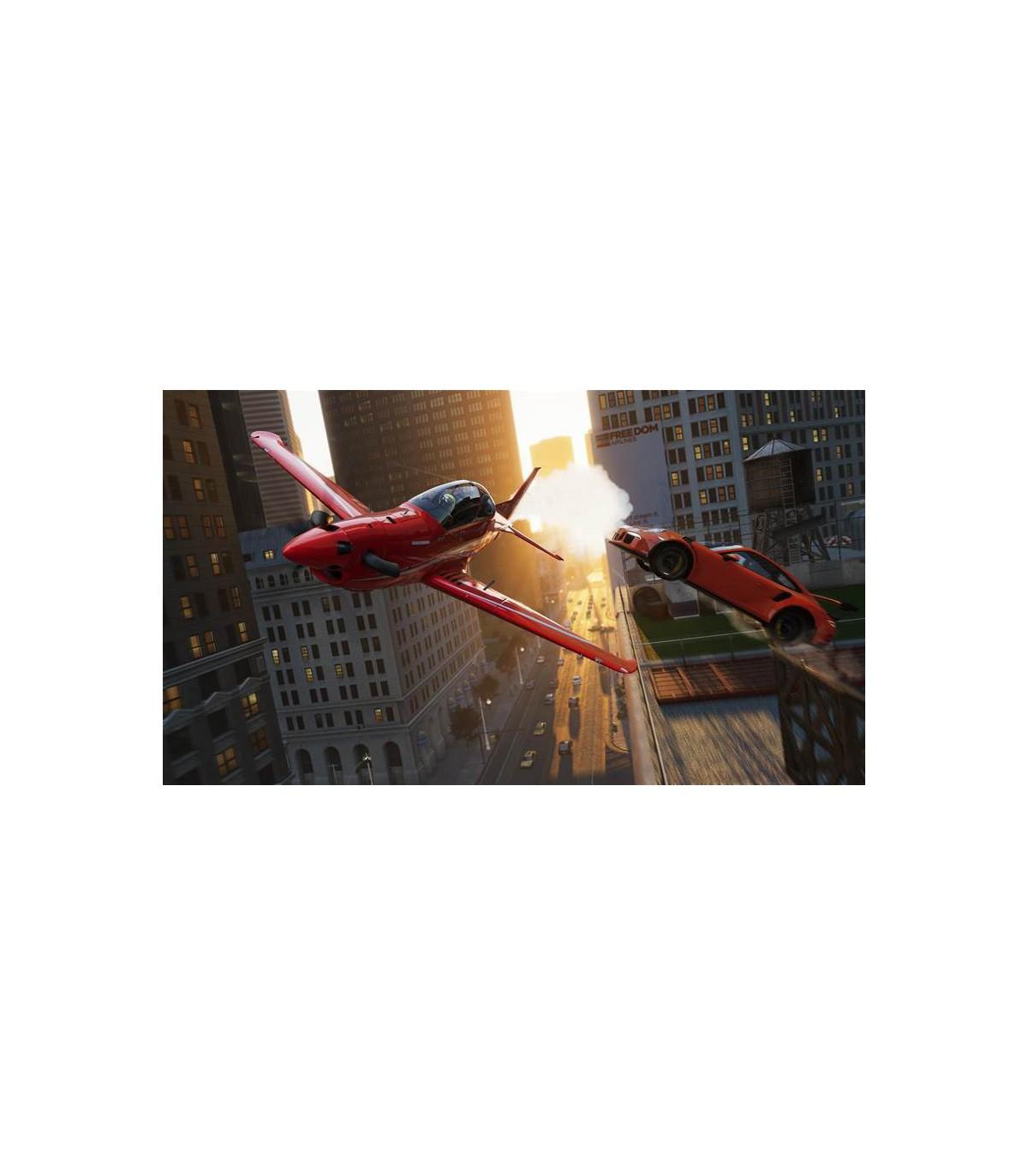 بازی The Crew 2 کارکرده - پلی استیشن 4
