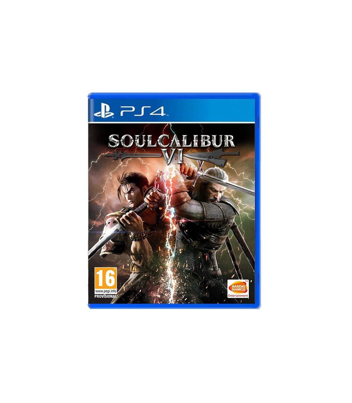 بازی SOULCALIBUR VI - پلی استیشن 4