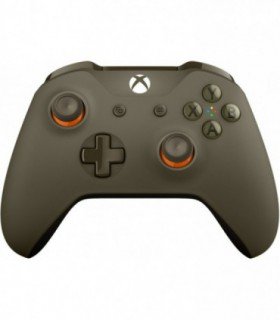 دسته بازی Xbox Wireless Controller سبز/نارنجی
