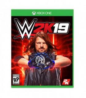 بازی WWE 2K19 - ایکس باکس وان