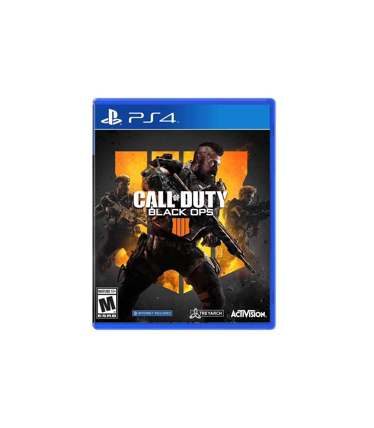 بازی Call of Duty: Black Ops 4 - پلی استیشن 4