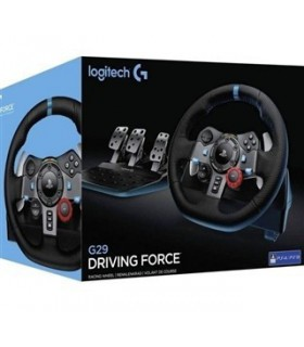 More about Logitech G29 Driving Force Racing Wheel