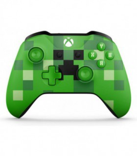 دسته بازی Xbox Wireless Controller - Minecraft Creeper