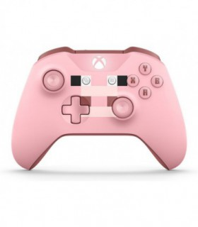دسته بازی Xbox Wireless Controller - Minecraft Pig