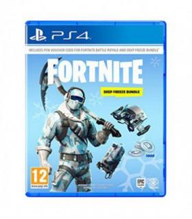 بازی Fortnite: Deep Freeze Bundle - پلی استیشن 4