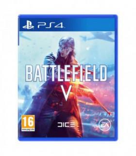 کاور بازی Battlefield V - پلی استیشن 4