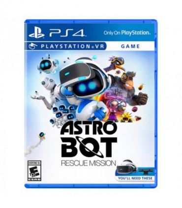 بازی ASTRO Bot Rescue Mission - پلی استیشن وی آر