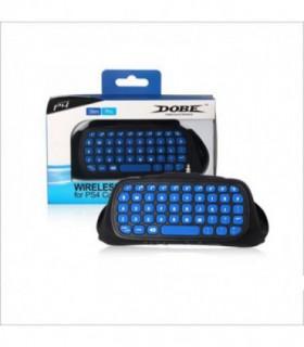 کیبورد وایرلس برای پلی استیشن ۴ Dobe Wireless Keyboard PS4
