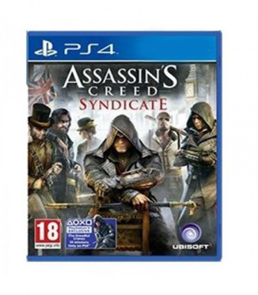 بازی Assassin's Creed Syndicate کارکرده - پلی استیشن 4