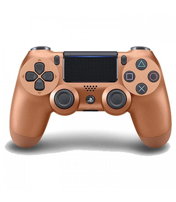 دسته بازی سری جدید رنگ مسی DualShock 4 Metallic Copper Slim Controller