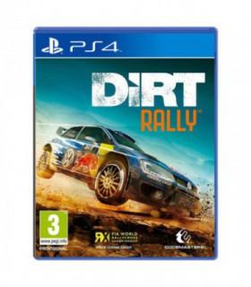 بازی Dirt Rally کارکرده - پلی استیشن 4