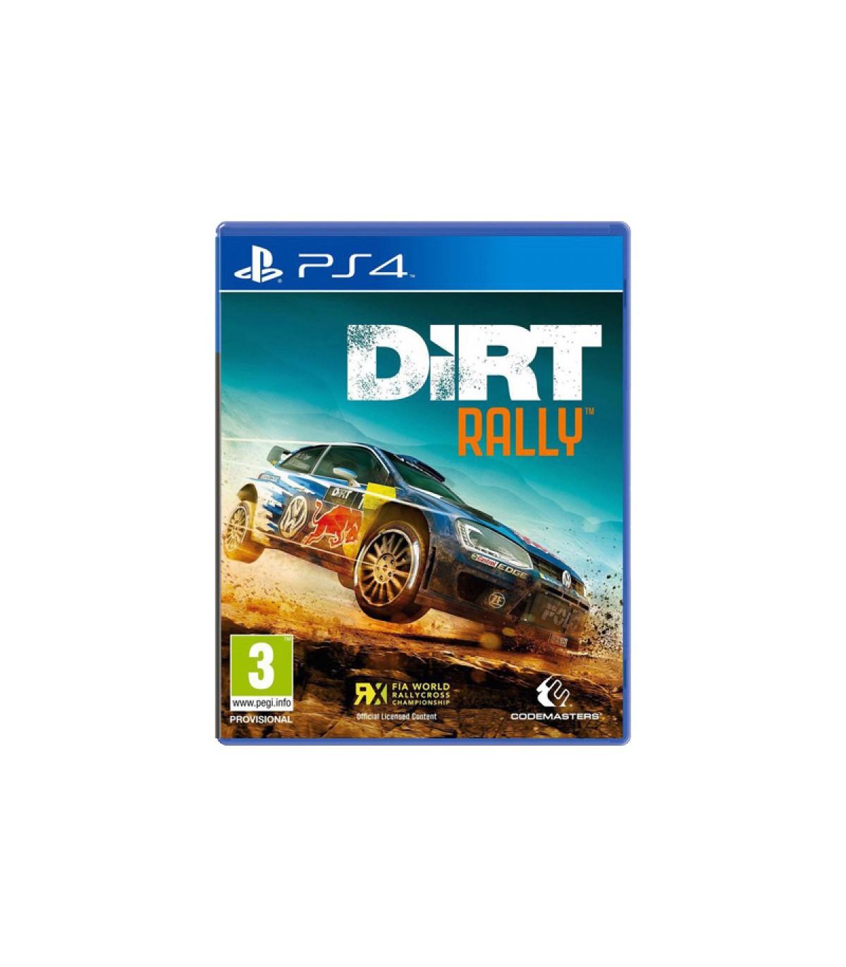 بازی Dirt Rally کارکرده - پلی استیشن