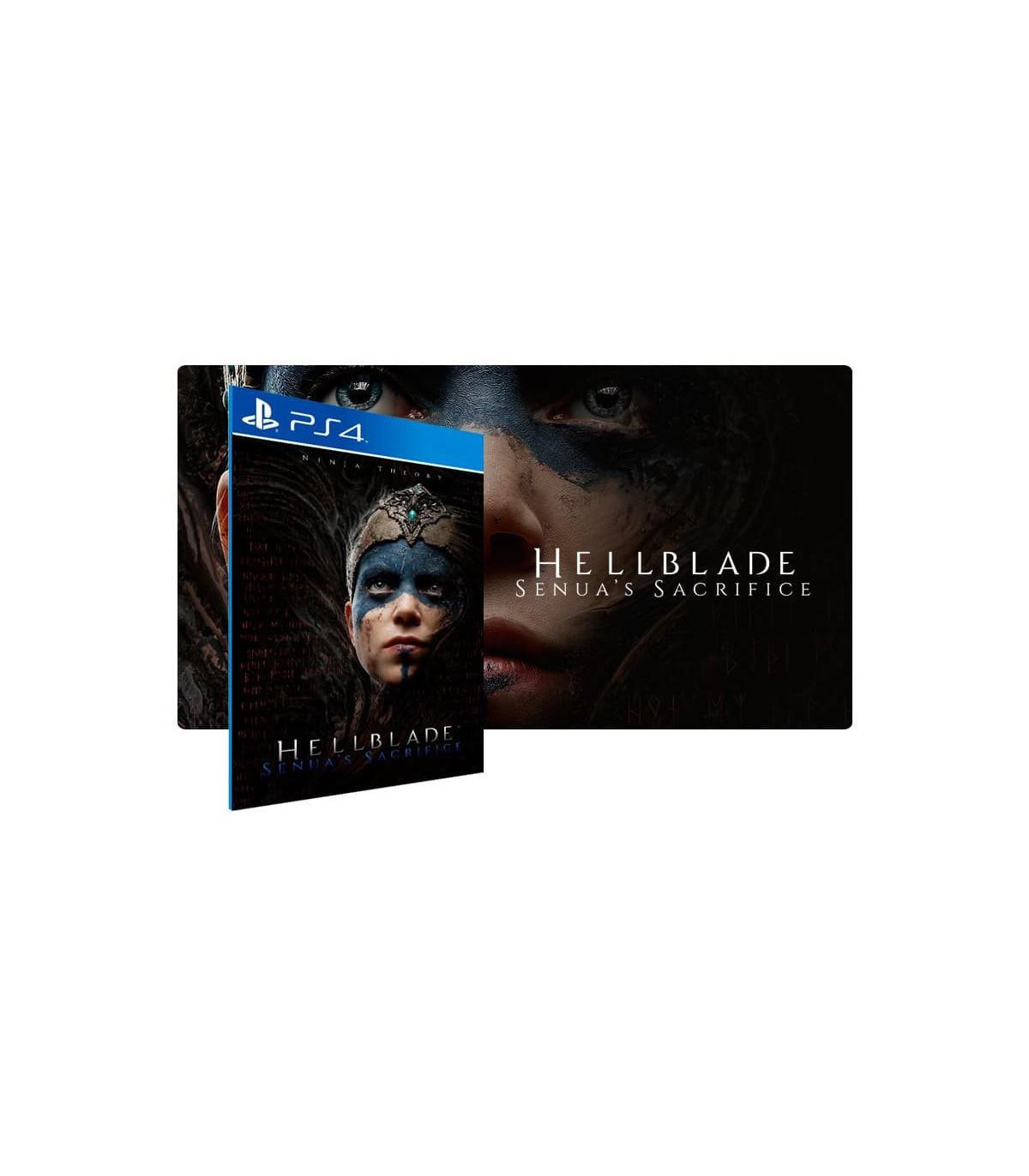 بازی Hellblade: Senua's Sacrifice - پلی استیشن 4