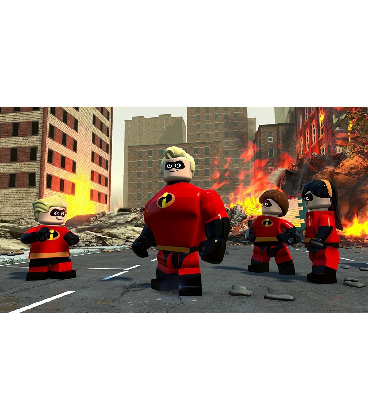 بازی LEGO The Incredibles کارکرده - پلی استیشن 4