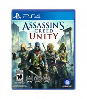 بازی Assassin's Creed Unity - پلی استیشن 4