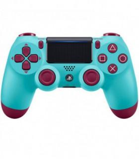 دسته بازی سری جدید DualShock 4 Berry Blue Slim Controller
