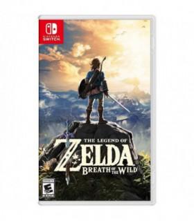 بازی The Legend of Zelda: Breath of the Wild کارکرده - نینتندو سوییچ