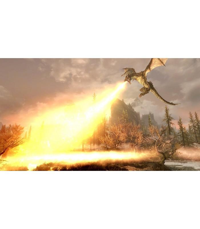 بازی The Elder Scrolls V: Skyrim کارکرده - نینتندو سوئیچ