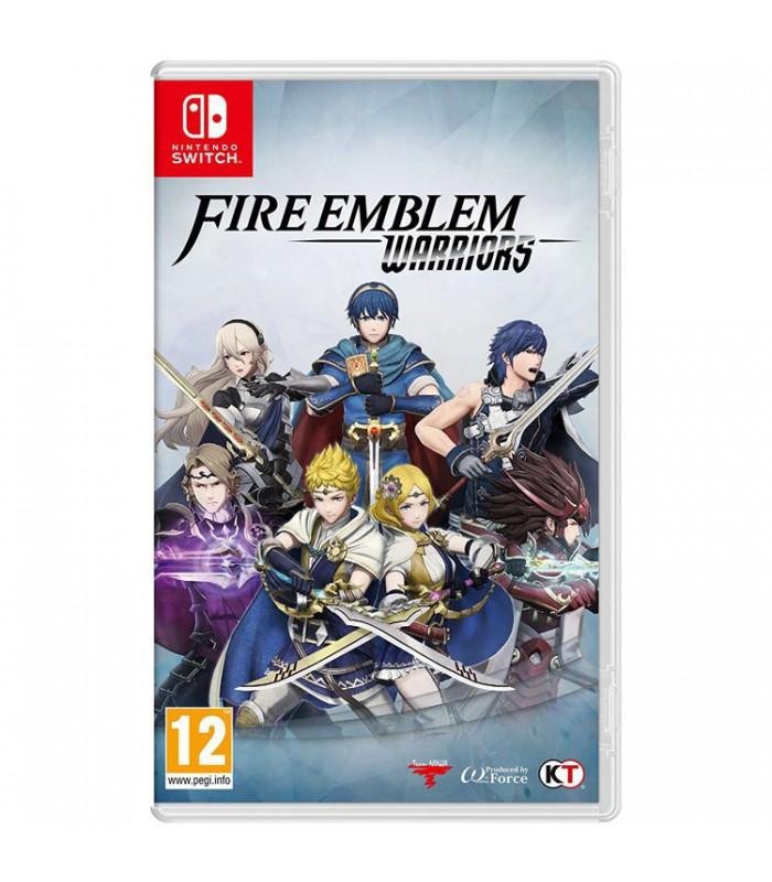 بازی Fire Emblem Warriors کارکرده - نینتندو سوئیچ