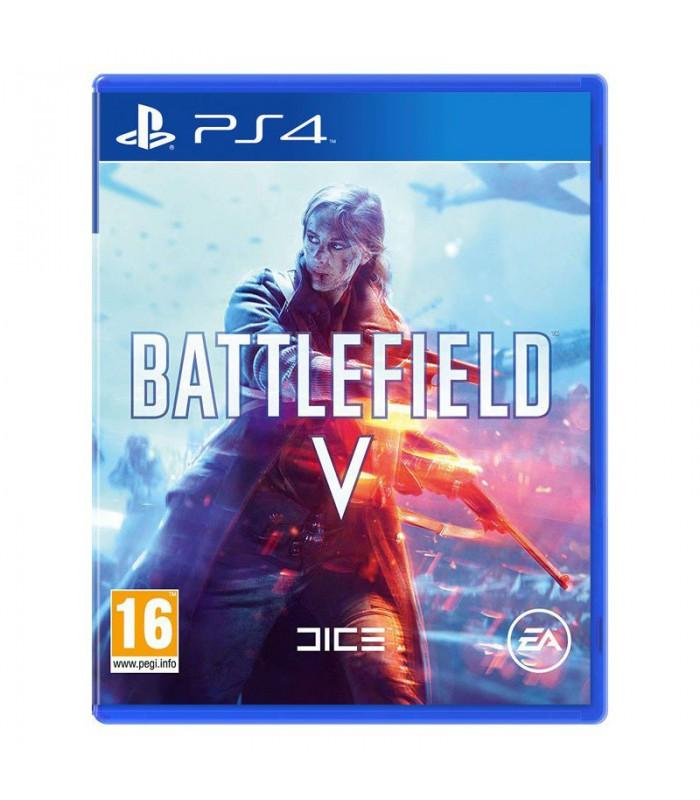 کاور بازی Battlefield V کارکرده (دست دوم) - پلی استیشن 4