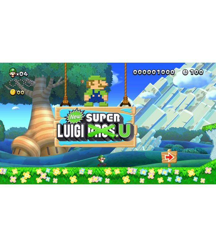 بازی New Super Mario Bros. U Deluxe - نینتندو سوئیچ