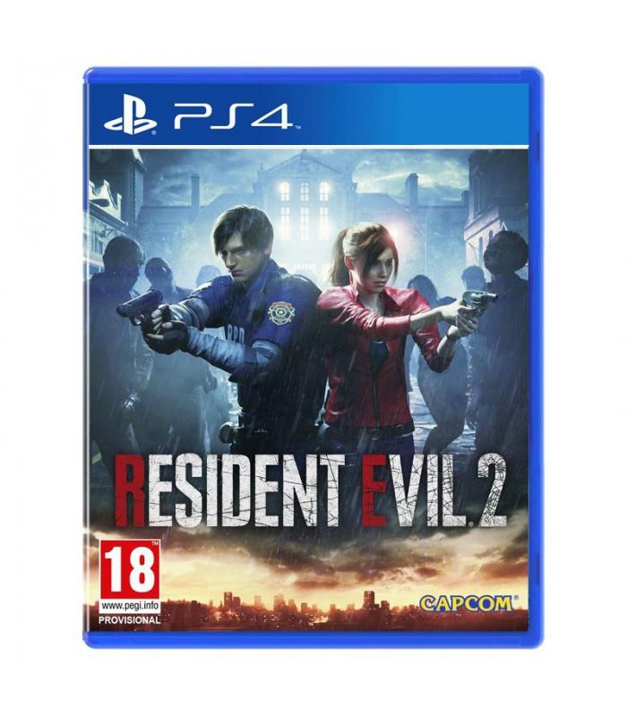 بازی Resident Evil 2 Remake - پلی استیشن 4