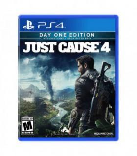بازی Just Cause 4 Day One Edition - پلی استیشن 4