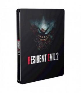 بازی Resident Evil 2 Remake Steelbook Edition - پلی استیشن 4