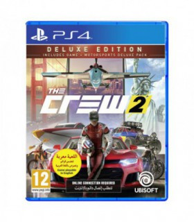 More about بازی  The Crew 2 Deluxe Edition - پلی استیشن 4