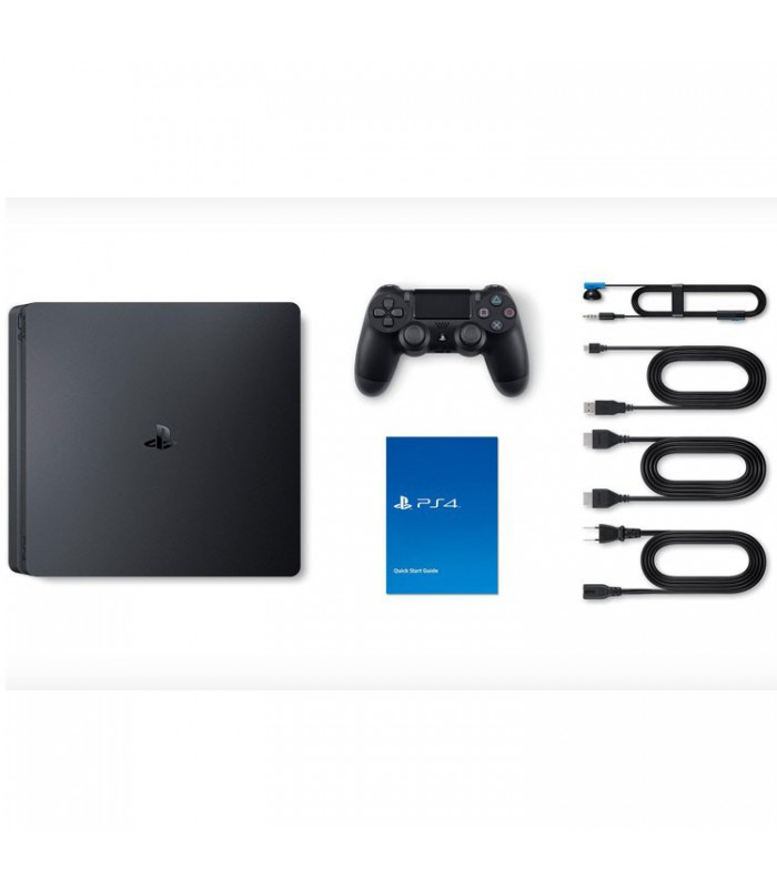 Sony Playstation 4 Slim Region 3 CUH-2218B 500GB Game Console