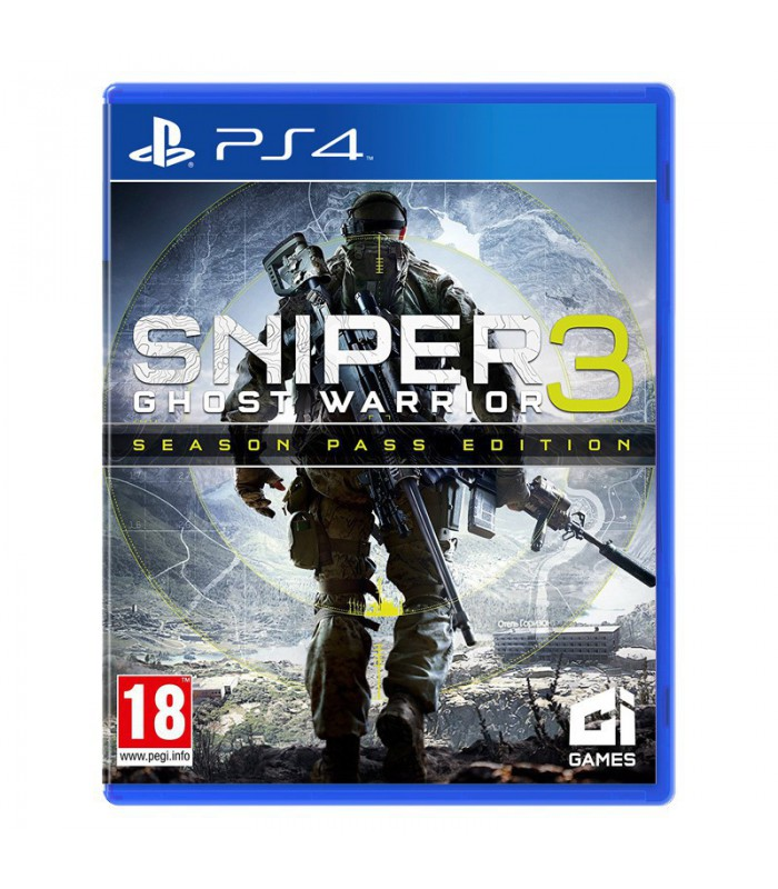 Sniper Ghost Warrior 3 - پلی استیشن ۴
