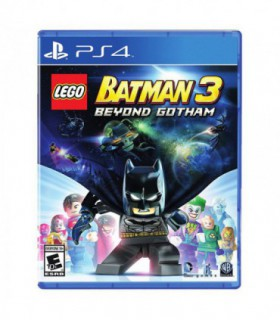 بازی Lego Batman 3 : Beyond Gotham - پلی استیشن 4