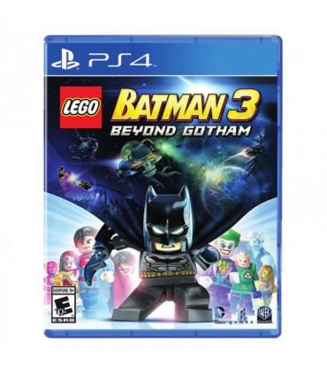 بازی Lego Batman 3 : Beyond Gotham - پلی استیشن 4