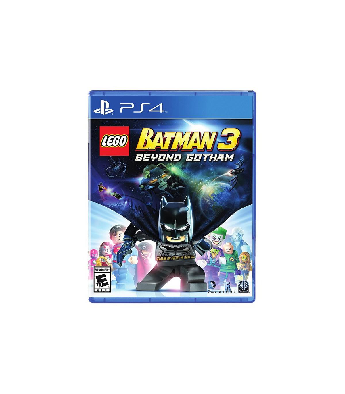 LEGO Batman 3 - پلی استیشن ۴