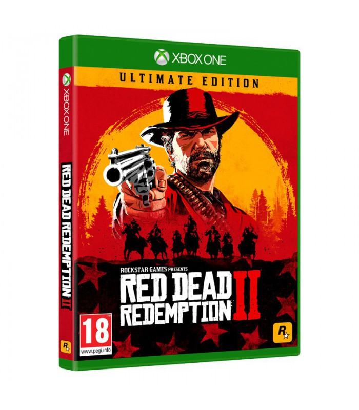 بازی Red Dead Redemption 2: Ultimate Edition - ایکس باکس وان
