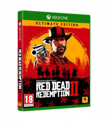 بازی Red Dead Redemption 2: Ultimate Edition - ایکس باکس وان