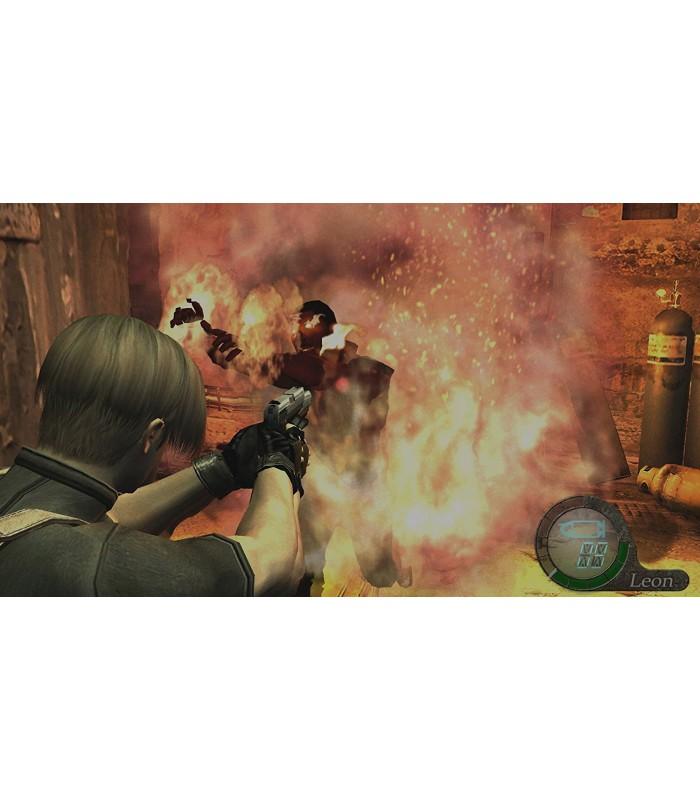 ّبازی Resident Evil 4 - پلی استیشن ۴