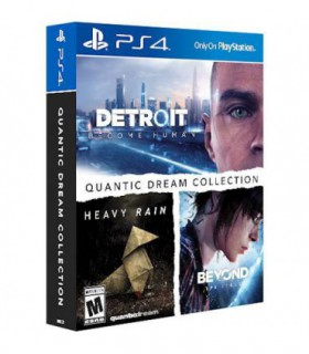 More about بازی Quantic Dream Collection - پلی استیشن 4