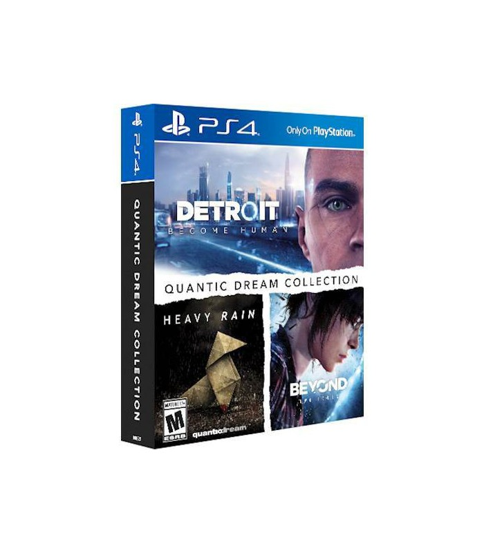 بازی Quantic Dream Collection - پلی استیشن 4